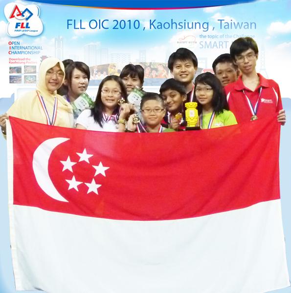 FLL OIC Award