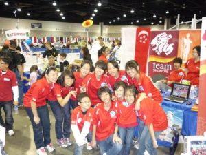 FLLCC - Team Booth